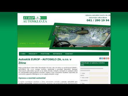 www.autosklo-zilina.sk