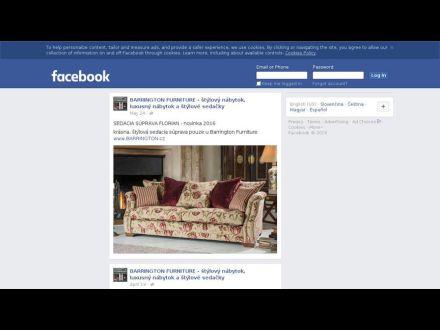 www.facebook.com/barrington.stylovy.nabytok