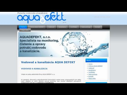www.aquadefekt.sk