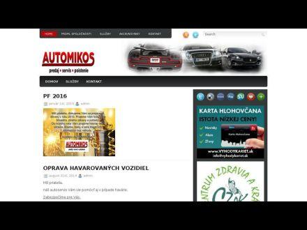 www.automikos.sk