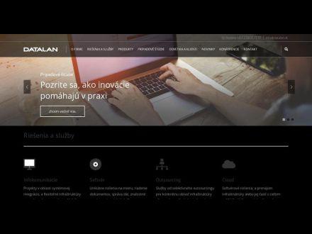 www.datalan.sk