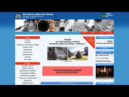 www.soshlohovec.sk