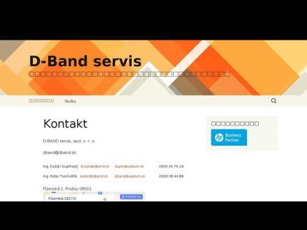 www.dband.sk