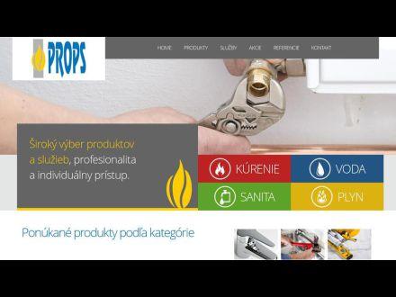 www.props.sk