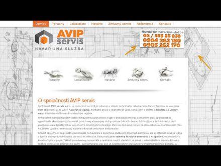 www.avipservis.sk