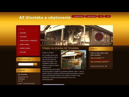 www.azpodhajska.sk