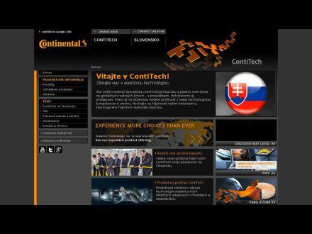 www.contitech.sk