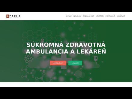 www.azaela.sk