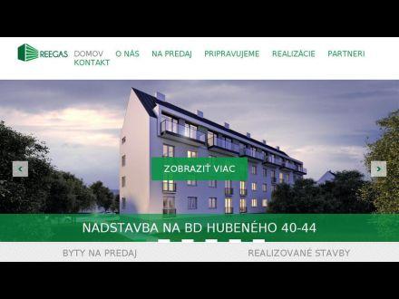 www.reegas.sk