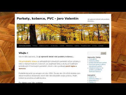 www.jarovalentin.sk