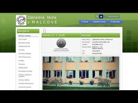 zsmalcov.edupage.org