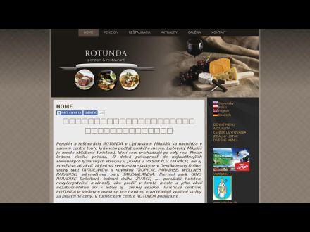www.penzionrotunda.sk