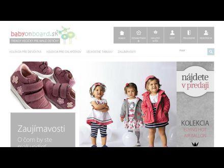 www.babyonboard.sk