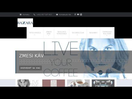 www.bazzara.sk