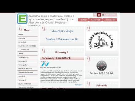 www.zsmostova.edupage.org