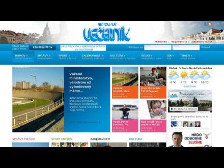 www.povecernik.sk