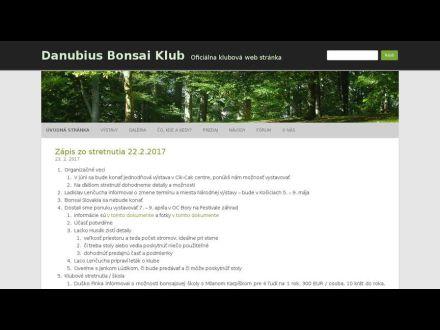 www.bonsai-danubius.sk