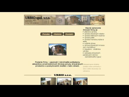 www.urbio.sk