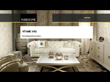 www.purehome.sk