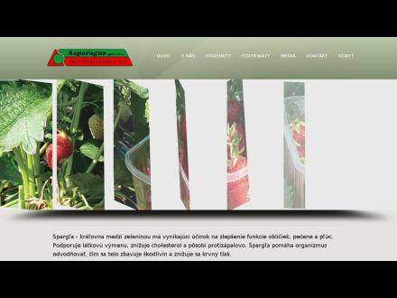 www.asparagus.sk