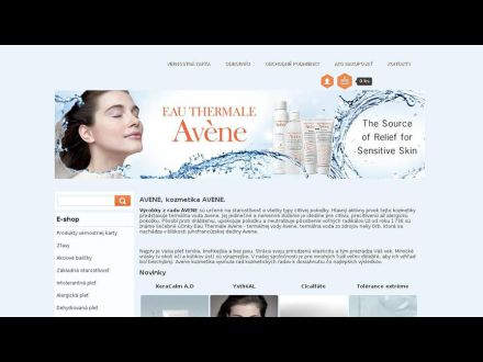 www.avene-cosmetics.sk