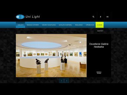 www.unilight.sk