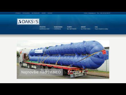 www.daksys.sk
