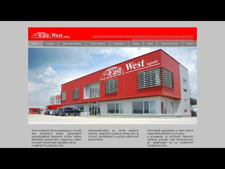 www.eastwestlogistik.sk