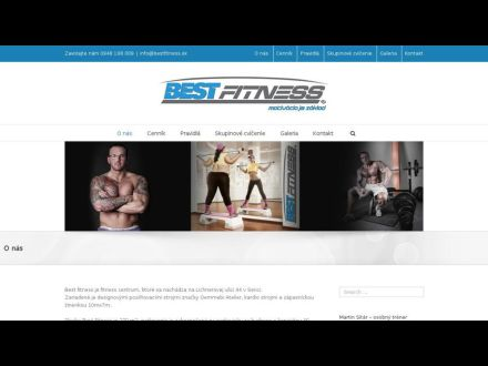 www.bestfitness.sk