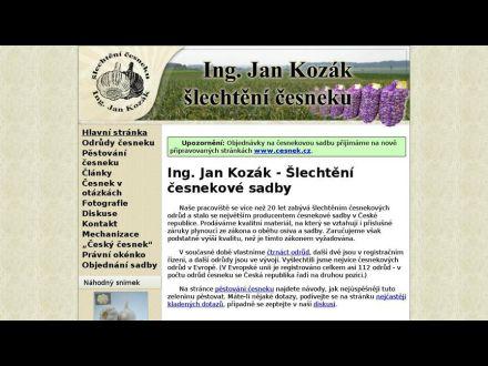 www.cesnek.cz