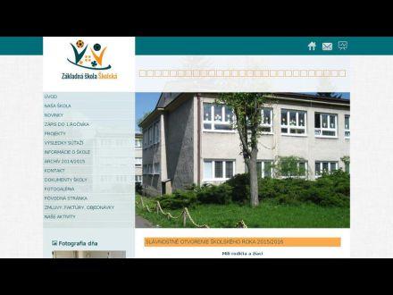 www.zsskolska.sk