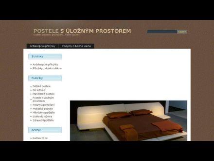 www.postele-janecek.cz