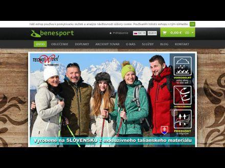 deab31304f56 www.benesport.sk