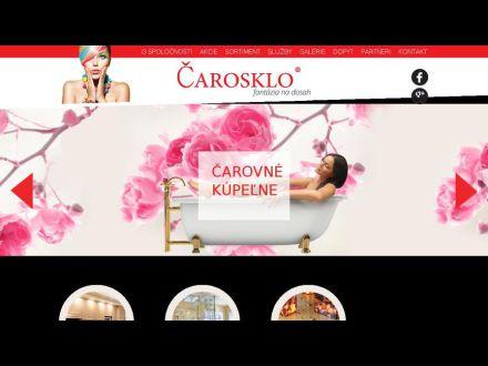 www.carosklo.sk