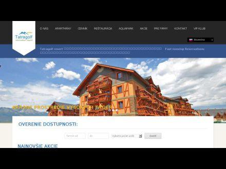 www.tatragolf.sk
