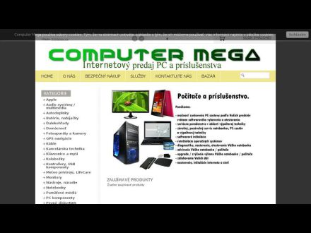 www.computermega.sk
