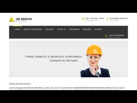 www.jmservis.sk