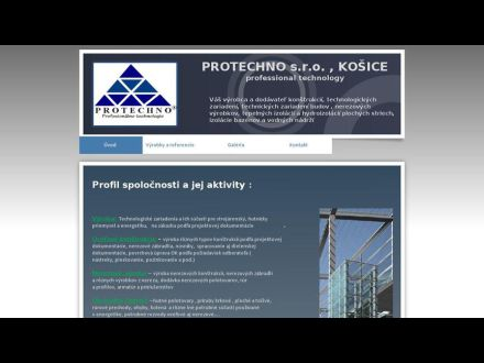 www.protechno.sk