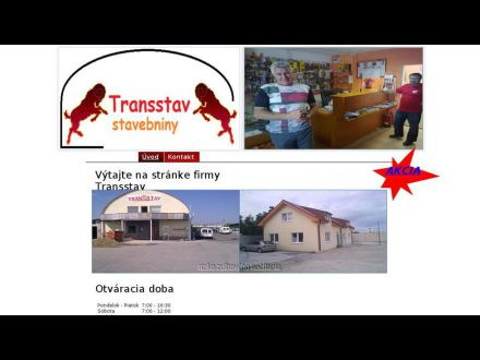 www.transstav.sk
