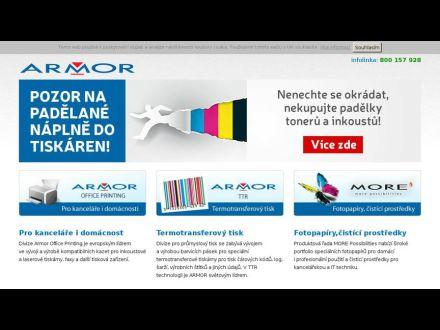 www.armor.cz