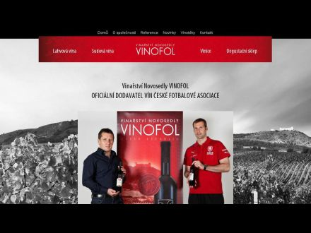 www.vinofol.cz