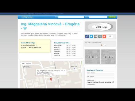 www.drogeriaw.ozm.sk