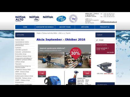 www.cistiacatechnika-nilfisk-alto-trencin.sk