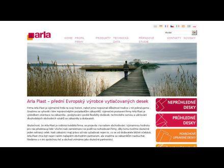 www.arlaplast.cz