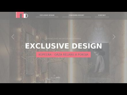 www.exclusivedesign.sk