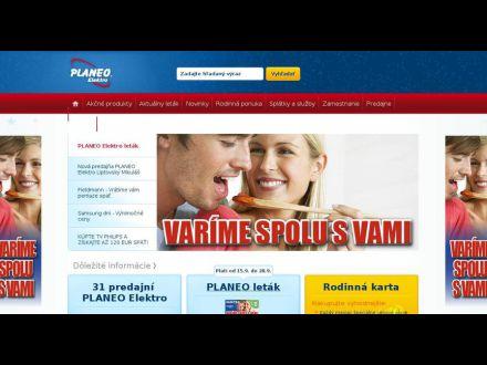 www.planeoelektro.sk