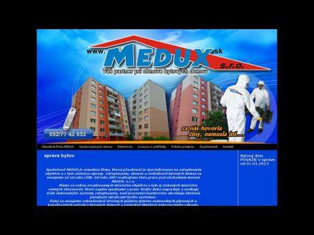 www.medux.sk