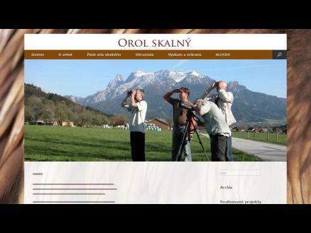www.orolskalny.sk