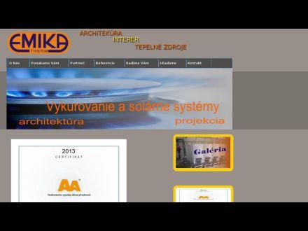 www.emikatherm.sk