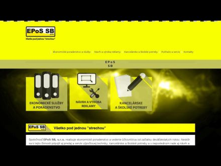 www.epossb.sk